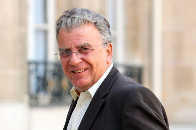 Olivier Duhamel en 2007.