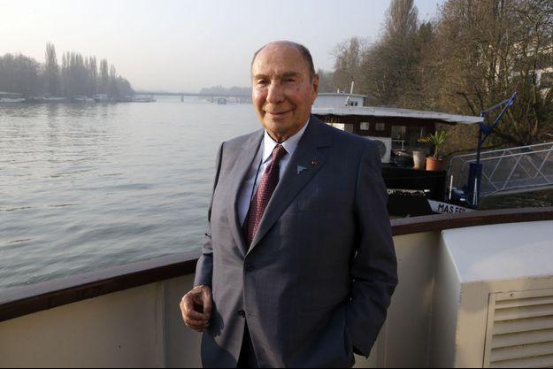 Serge Dassault