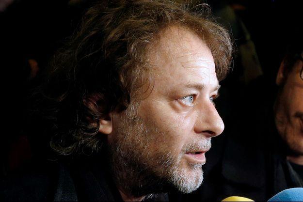 Christophe Ruggia en octobre 2015.