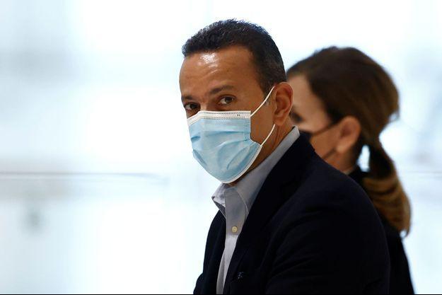 Franck Attal, le 20 mai au tribunal.