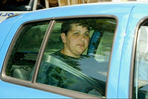 Myriam Badaoui en 2004. Aujourd'hui, la quadragénaire n'aurait plus du tout la même apparence.