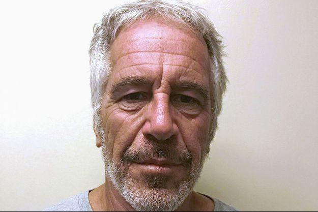 Jeffrey Epstein en mars 2017.
