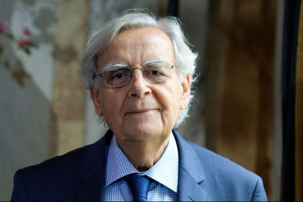 Bernard Pivot ici à Madrid en juin dernier.