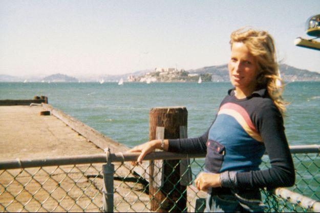 Valentine Monnier, 18 ans, dans la baie de San Francisco, en 1975. C'est l'année où, aujourd'hui, elle dit avoir été violée. Elle est la cinquième femme à accuser le réalisateur, depuis Samantha Geimer.
