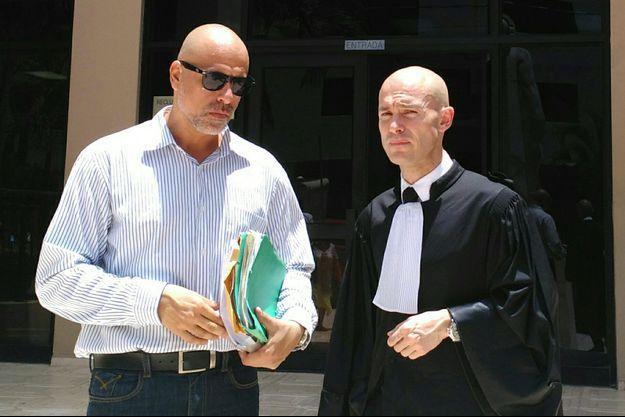 Nicolas Pisapia et Julien Pinelli.