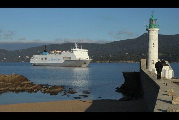 Le port de Propriano, en Corse