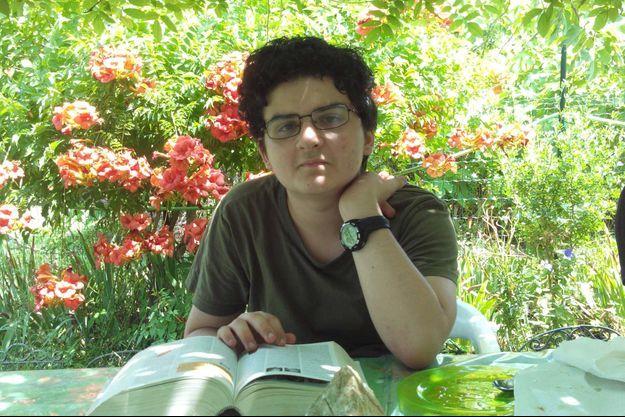 Andrea, 13 ans et demi, enfant surdoué atteint du syndrome d'Asperger.