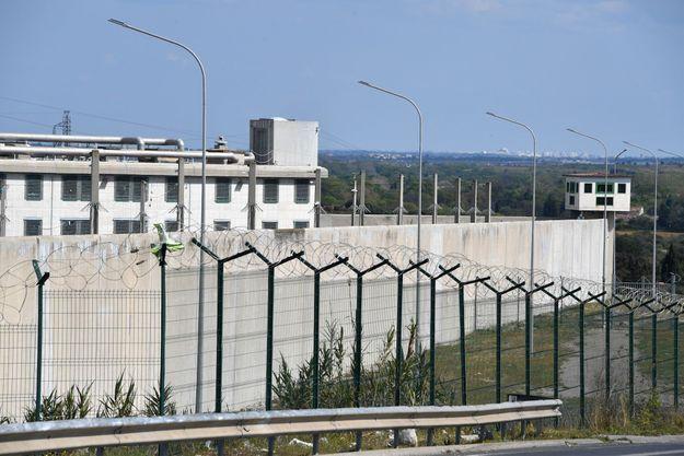 Prison à Villeneuve-les-Maguelones.