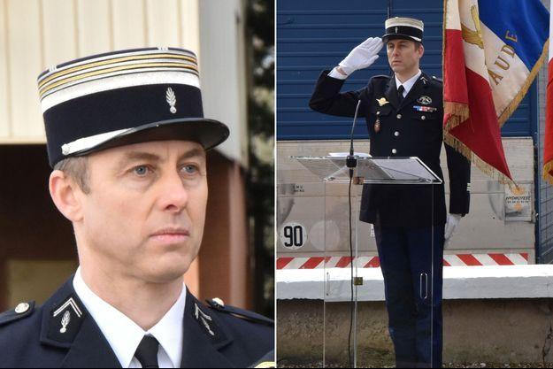 Le lieutenant-colonel Arnaud Beltrame