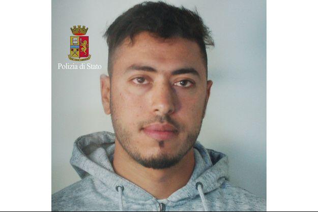 Anis Hannachi, frère du tueur de Marseille, le 9 octobre 2017.