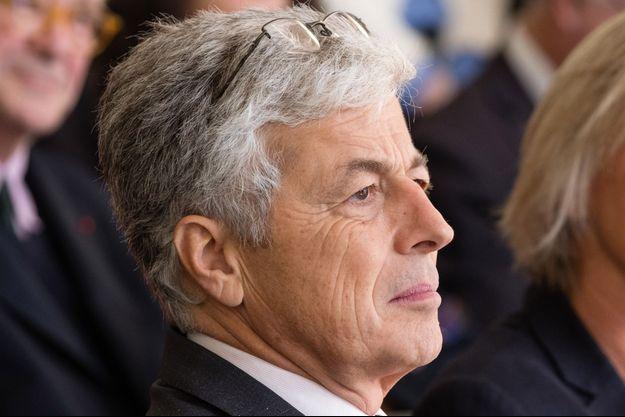 Le préfet Henri-Michel Comet
