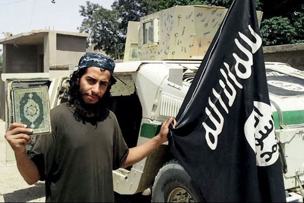Abdelhamid Abaaoud, un des organisateurs des attentats de Paris du 13 novembre.