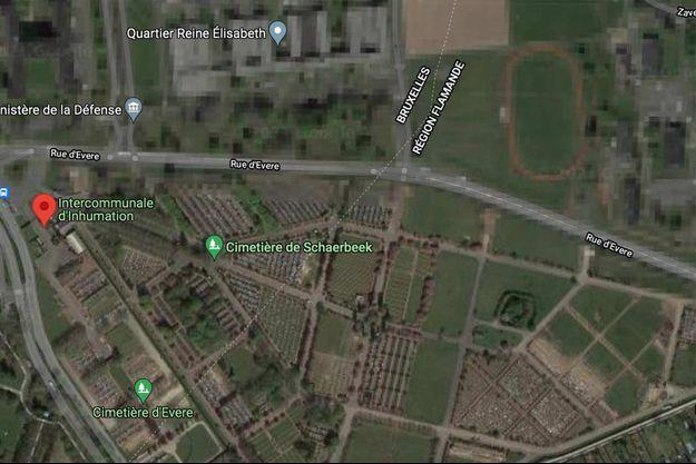Les trois hommes sont enterrés au cimetière multiconfessionnel de Bruxelles.