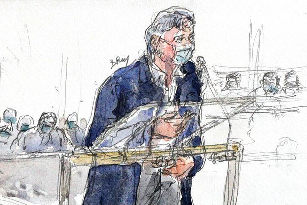 """""""Au fond ce qu'on veut, c'est pouvoir dessiner ce qu'on veut, sans subir quoi que ce soit"""", résume le directeur de l'hebdomadaire Riss, Laurent Sourisseau de son vrai nom, devant la cour d'assises spéciale de Paris."""