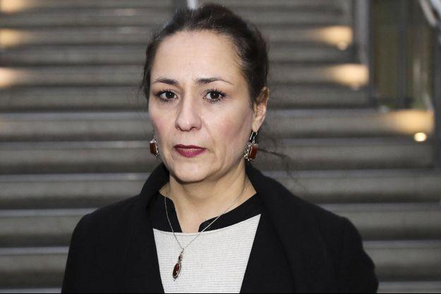 Eva Loubrieu , ici en décembre 2017.