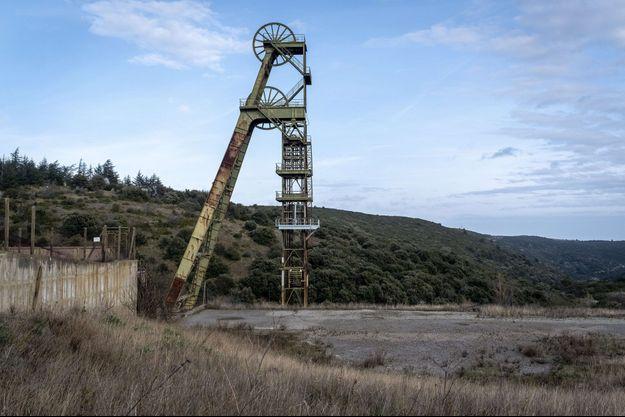 La mine d'arsenic abandonnée de Salsigne (Aude)