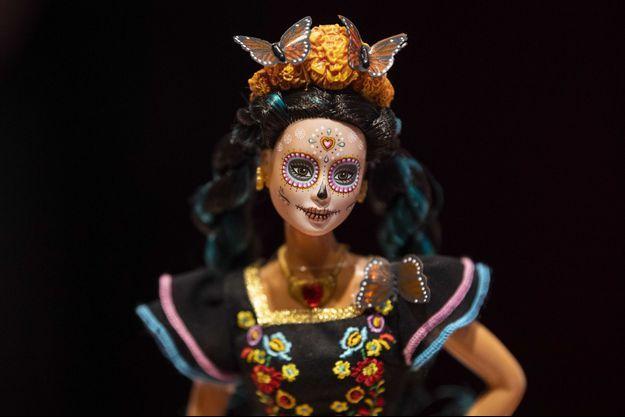La nouvelle Barbie a été dévoilée jeudi à Mexico.