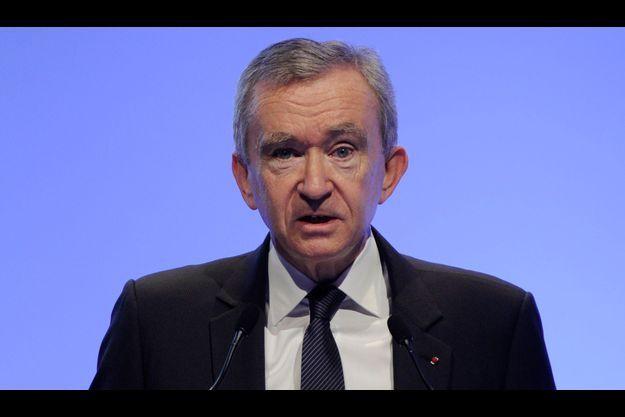 Bernard Arnault a retiré sa demande de nationalité belge.