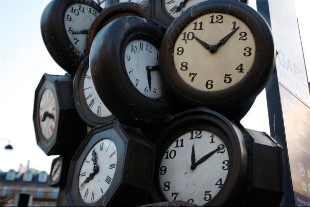 Bruxelles va proposer la fin du changement d'heure dans l'Union européenne (image d'illustration).