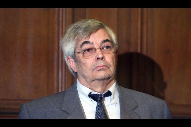 Jean-Michel Bissonnet dans le box des accusés