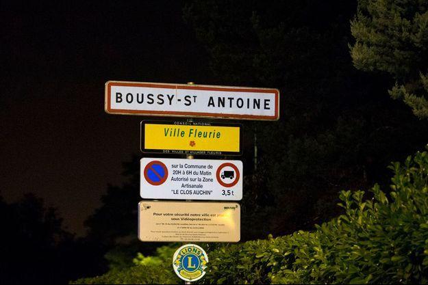 L'interpellation s'est produite à Boussy-Saint-Antoine.