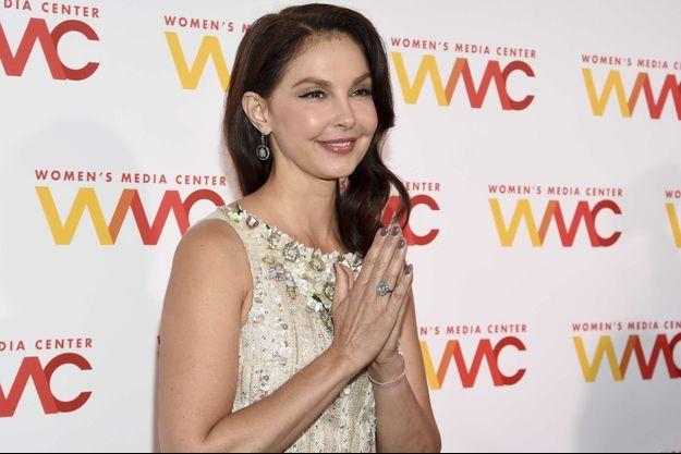 Ashley Judd a été l'une des premières à témoigner contre Harvey Weinstein.