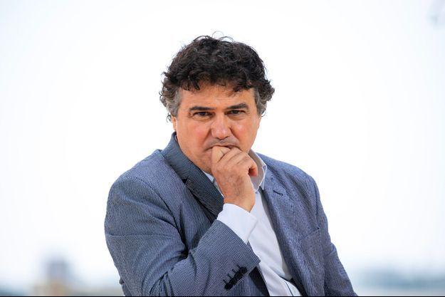 Patrick Pelloux le 29 août dernier à la Rencontre des entrepreneurs de France, organisée par le Medef.
