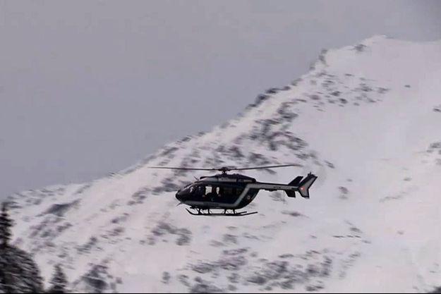 L'avalanche est survenue dans la station de ski de Valfréjus. Cinq militaires sont morts.