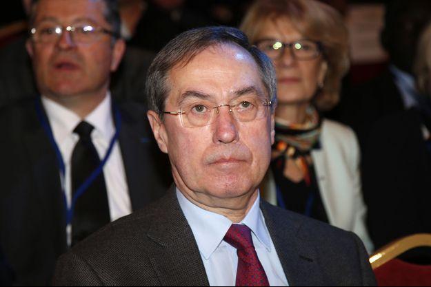 Claude Guéant en janvier 2014.