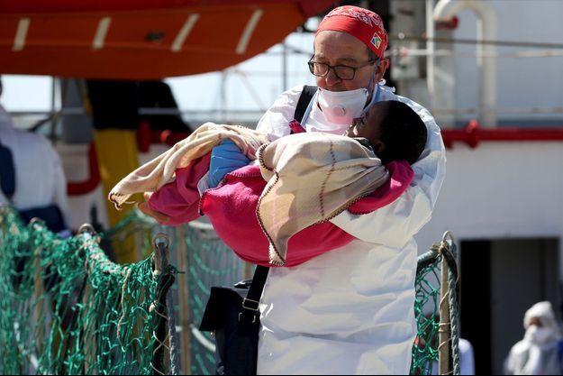 L'ONG Médecins sans frontières n'acceptera plus les fonds de l'Union européenne et de ses Etats-membres.