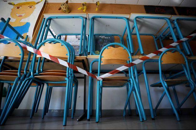 Une école à Nantes (image d'illustration).