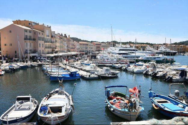 Le port de Saint-Tropez (image d'illustration).