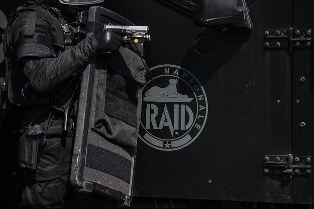 Image d'illustration. L'appui du RAID ou de la BRI ont été nécessaires pour ce coup de filet.