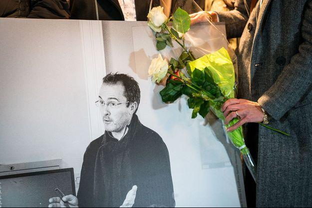 Samuel Paty, professeur d'histoire-géographie, a été tué le 16 octobre 2020, près du collège où il enseignait, à Conflans-Sainte-Honorine.