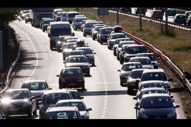 Le comportement des automobilistes serait plus agressif