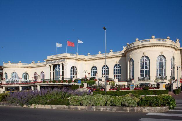 Le casino de Deauville.