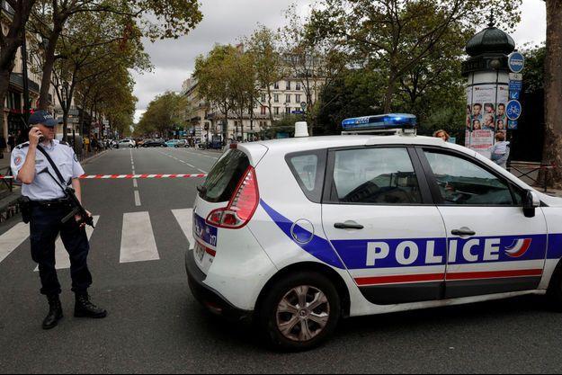 La fausse alerte a entraîné une vaste opération antiterroriste dans le quartier des Halles.