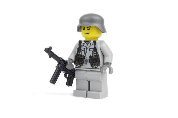 Capture d'écran d'un Lego en vente sur la plateforme Amazon.