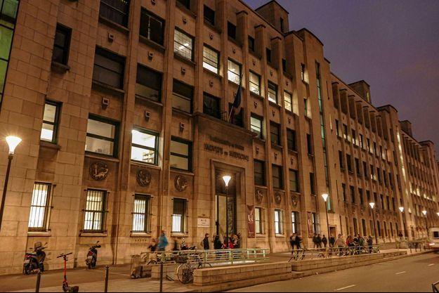 L'université Paris-Descartes (image d'illustration).