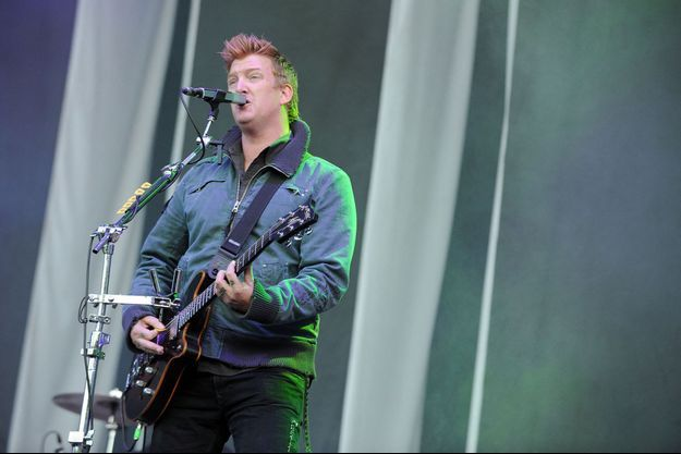 Josh Homme, le leader de Queens of the Stone Age