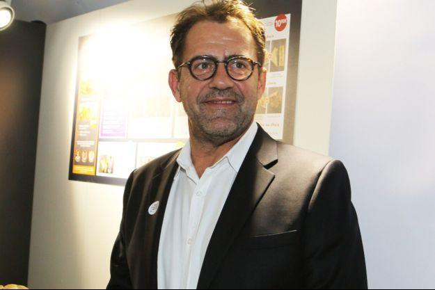 Michel Sarran en 2016.
