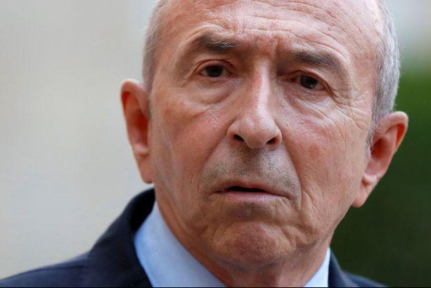 Gérard Collomb à l'Elysée, en septembre dernier.