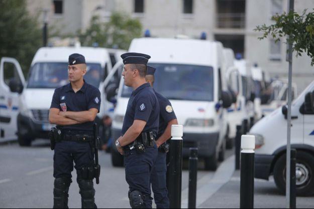 Les émeutes à Trappes avaient eu lieu en juillet 2013.