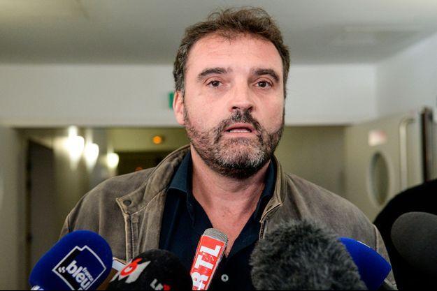 Frédéric Péchier, l'anesthésiste réanimateur soupçonné d'avoir empoisonné 24 patients.