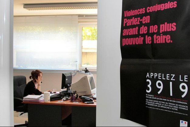 Un numéro d'appel a été créé pour les femmes victimes de violences conjugales (photo d'illustration).