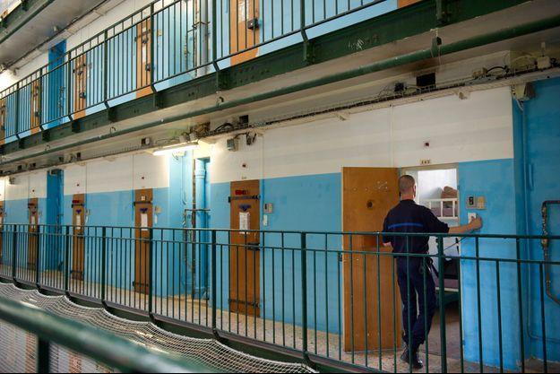 La prison de Fresnes.