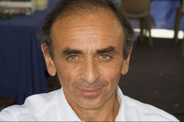 Eric Zemmour en 2015.