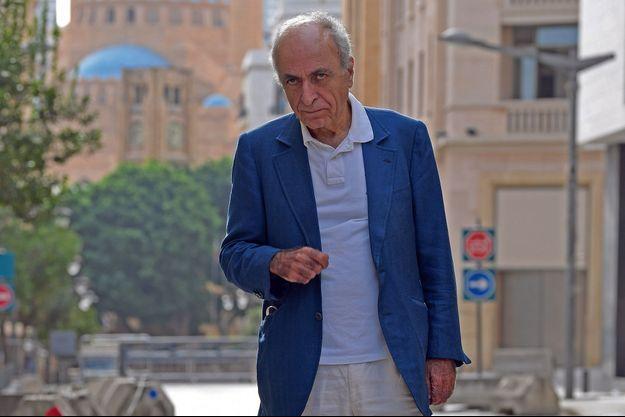 Ziad Takieddine au Liban. Photo parue dans le numéro 3732 de Paris Match.