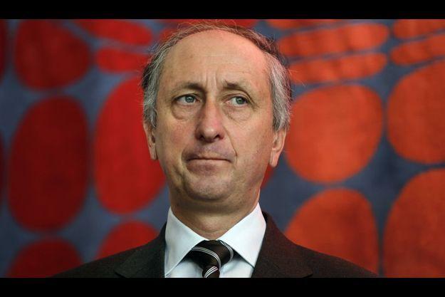 Le procureur de Nanterre, Philippe Courroye