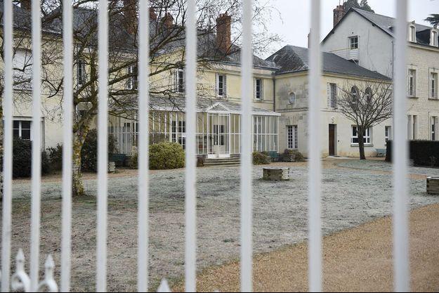 Le centre de déradicalisation à Pontourny (Indre-et-Loire).